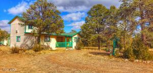 2072 Rendezvous Pine Drive, Overgaard, AZ 85933