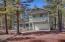 848 N Skylane Road, Pinetop, AZ 85935