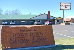 1231 Deuce of Clubs (Business Only), Show Low, AZ 85901