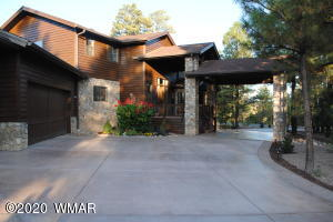 4501 W Foxglove Lane, Show Low, AZ 85901