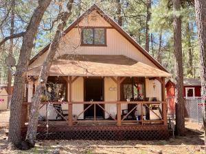 1709 Gobbler Peak Lane, Pinetop, AZ 85935