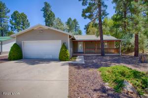 3381 W Old Linden Road, Show Low, AZ 85901