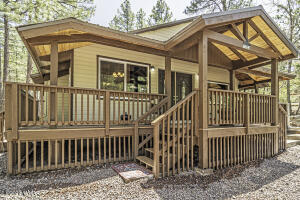 COME ENJOY THE BENEFITS OF LIVING IN THE WHITE MOUNTAINS OF ARIZONA!