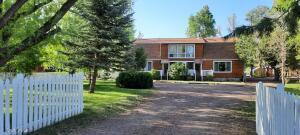Enjoy the walk through this beautiful property near Rainbow Lake.