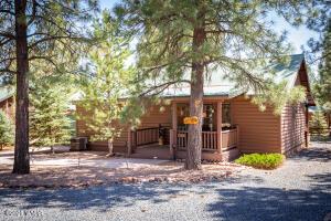 2692 Palomino Trail, Overgaard, AZ 85933