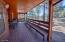 Cavered deck