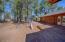 Open back deck, play yard