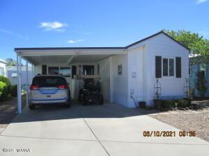 1857 Par Circle, Lot #202, Show Low, AZ 85901