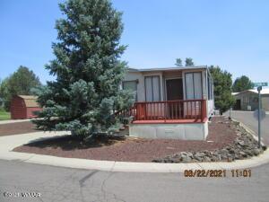 8240 Cottontail Lane, Lot #101, Show Low, AZ 85901