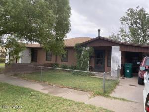 406 N 1St Avenue, Holbrook, AZ 86025