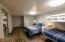 Bonus bedroom/office/gym in basement