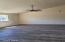 Large Living Area. Picture from previously completed home.