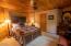 Guest bedroom upstairs