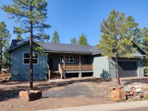 1201 W Big Springs Trail, Lakeside, AZ 85929