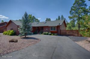3670 Pinetree Lane, Pinetop, AZ 85935