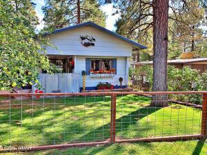 Super cute, landscaped 1BR/1BA home in the White Mountains of Arizona