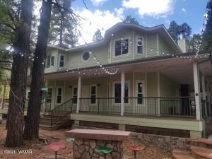 2926 S Pinetop Mountain Lane, Pinetop, AZ 85935