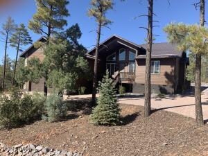 1741 W Snow Creek Loop, Show Low, AZ 85901