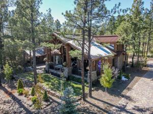 9516 Sierra Springs Drive, Pinetop, AZ 85935