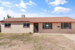 119 Encanto Drive, Holbrook, AZ 86025