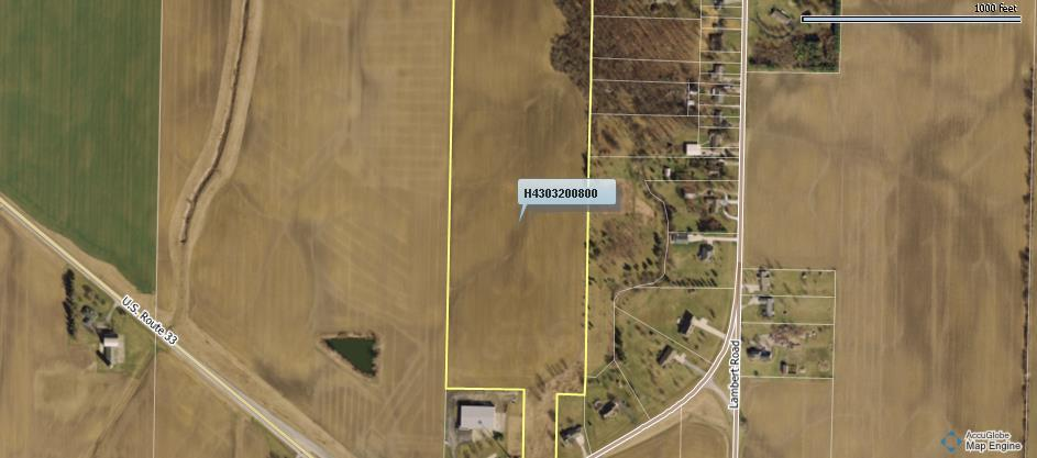 The demand for large lots just outside of the city is in high demand! Who wants to be the driving force behind the real estate market in St.Marys? It's just a phone call away! The subdivision plans have been preliminarily drafted for you! Over 30 acres!