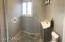 Mian floor laundry and 1/2 bath