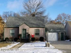 705 S 4TH STREET, Milbank, SD 57252