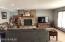 Cozy, roomy living room
