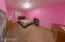 Living quarters #1 , bedroom #3