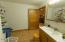 Living quarters #1 , bathroom