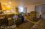 Living quarters #2 , living room / kitchen
