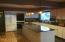 BEAUTIFUL LARGE KITCHEN FOR COOKING AND ENTERTAINING.