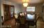 HUGE FORMAL DINING ROOM. . .TABLE AND CHAIRS NEGOCIABLE.
