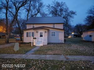 206 S KANSAS STREET, Clark, SD 57225