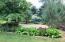 backyard entertaining space