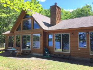 Gaylord Michigan Lake Front Homes For Sale