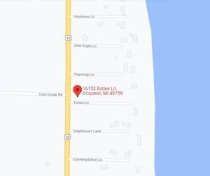 MLS 201814921 - 16152  Eutaw Lane, Ocqueoc, MI