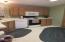 Matching appliances. Spacious kitchen